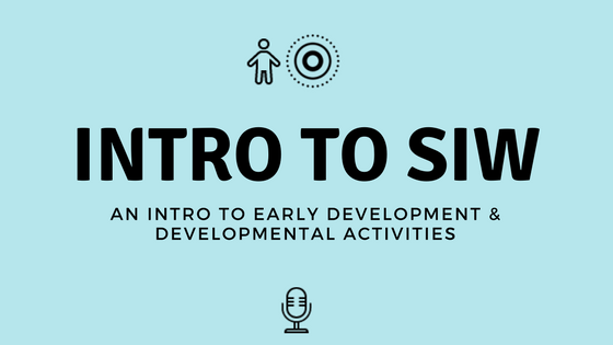 An Introduction to Early Development and Developmental Activities