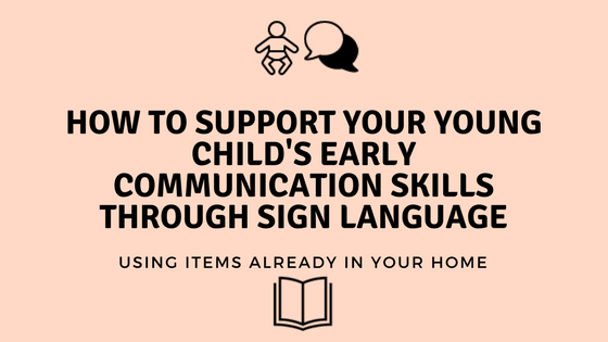 DIY Sign Language Motivators, with free download!