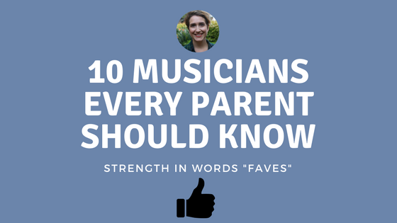 10 Musicians Every Parent Should Know