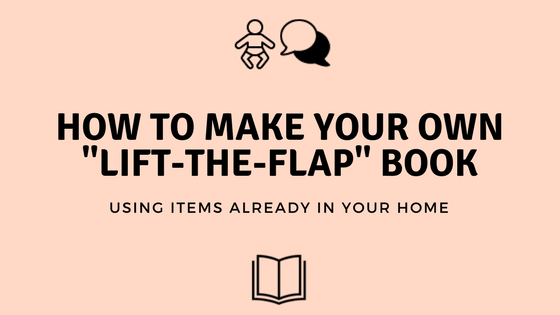 "DIY ""Lift-The-Flap For Language"" Book"