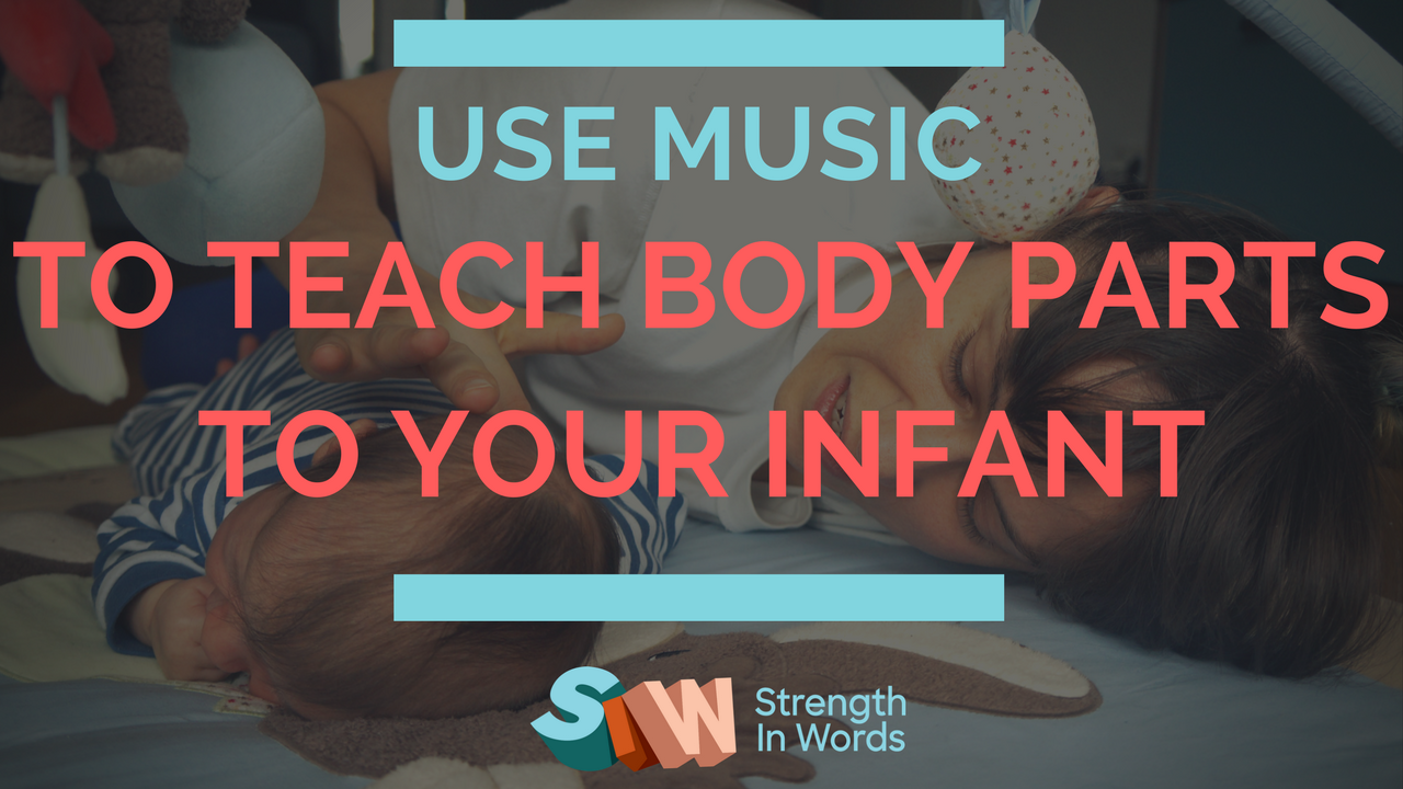 Use Music to Teach Body Part Vocabulary