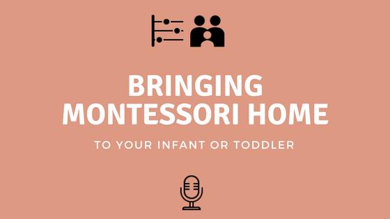 Bringing Montessori Home - Strength In Words